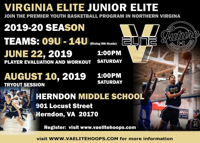 Virginia Elite - Home